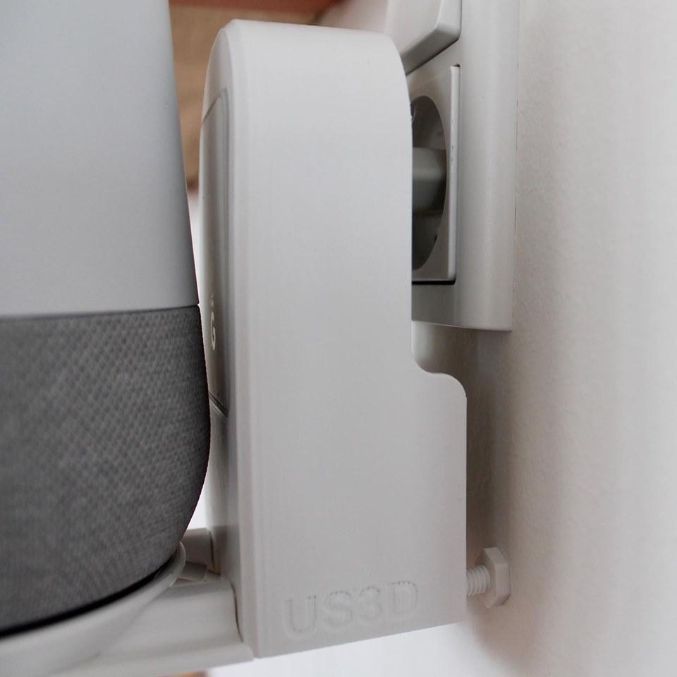 Google Home ophæng til stikkontakt